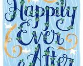 Happily Ever After Print 8.5x11
