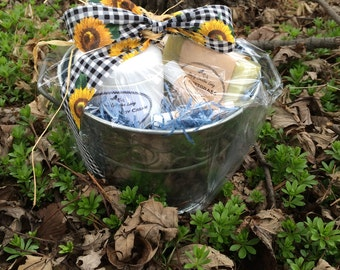 Bath and Body Gift Basket Made to Order