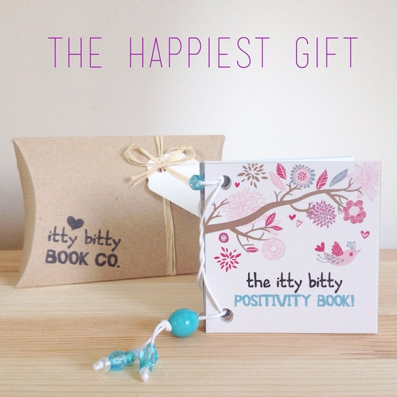 inspirational quote mini book positivity inspirational
