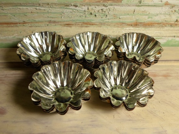 Antique Metal Candy Molds (18)