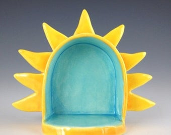Sunburst Mini Altar #21