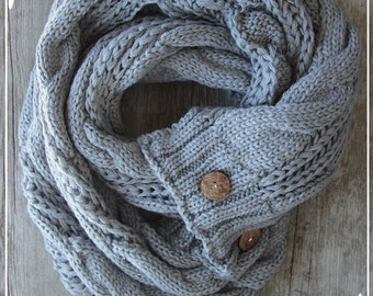The Perfect Scarf™ - Grey