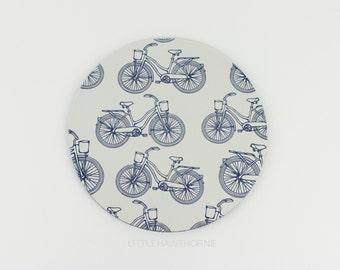Mousepad / Mouse Pad / Mat - Bicycle Art Mousepad