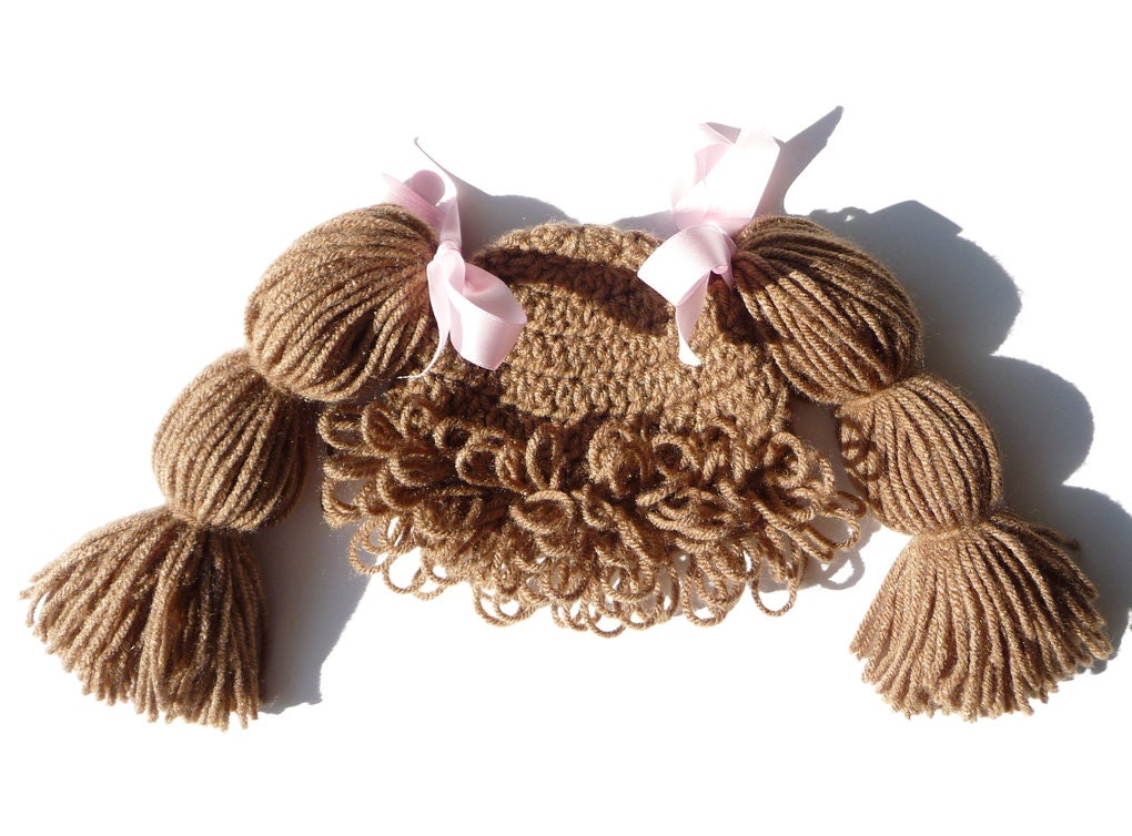 Cabbage patch doll hat patterns