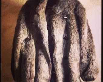 Almost Famous Fur Coat