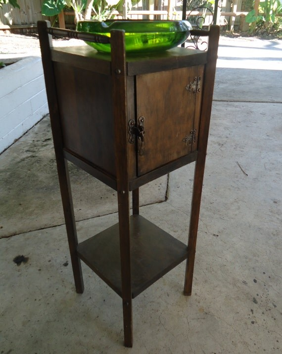 Reserved Do Not Buy Vintage Smoking Stand With By