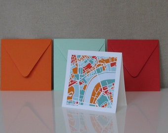 Central London Notecards