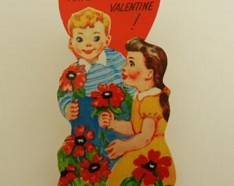 Vintage 1950's Valentine