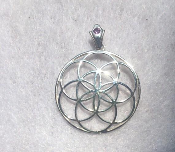 sacred geometry seed of - photo #4