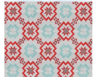Expo Quilt Pattern by Kelli Fannin (PDF)