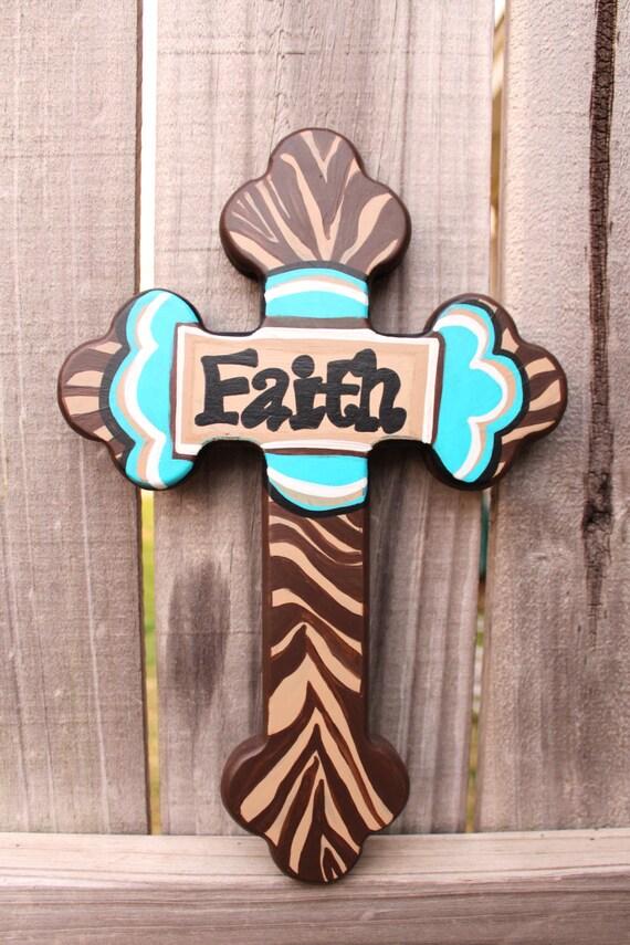 Items Similar To Faith Wall Cross Faith Home Decor Home Decorators Catalog Best Ideas of Home Decor and Design [homedecoratorscatalog.us]
