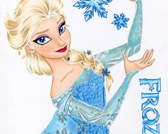 Prints from Frozen