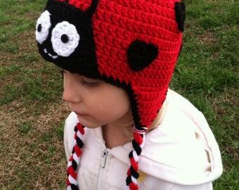 Love Bug (Ladybug) Hat