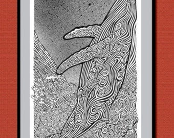 Popular Items For Ink Art On Etsy