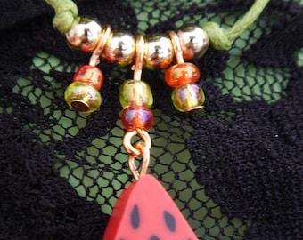 Fruity watermelon BJD SD Necklace
