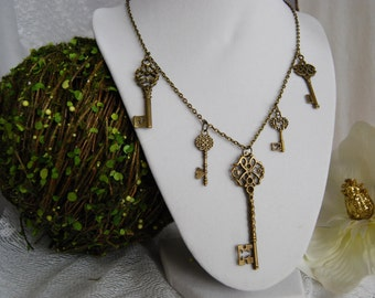 Necklace of Keys