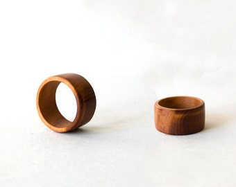 Wooden Wedding Rings, Wedding Bands Set, Wood Ring, Wooden Rings Set, Wooden Rings, Natural Rings, Wooden Jewelry, Natural Jewelry