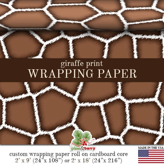print custom wrapping paper Print your own customised food wrapping paper certified, 100% plant-based and available in different formats.