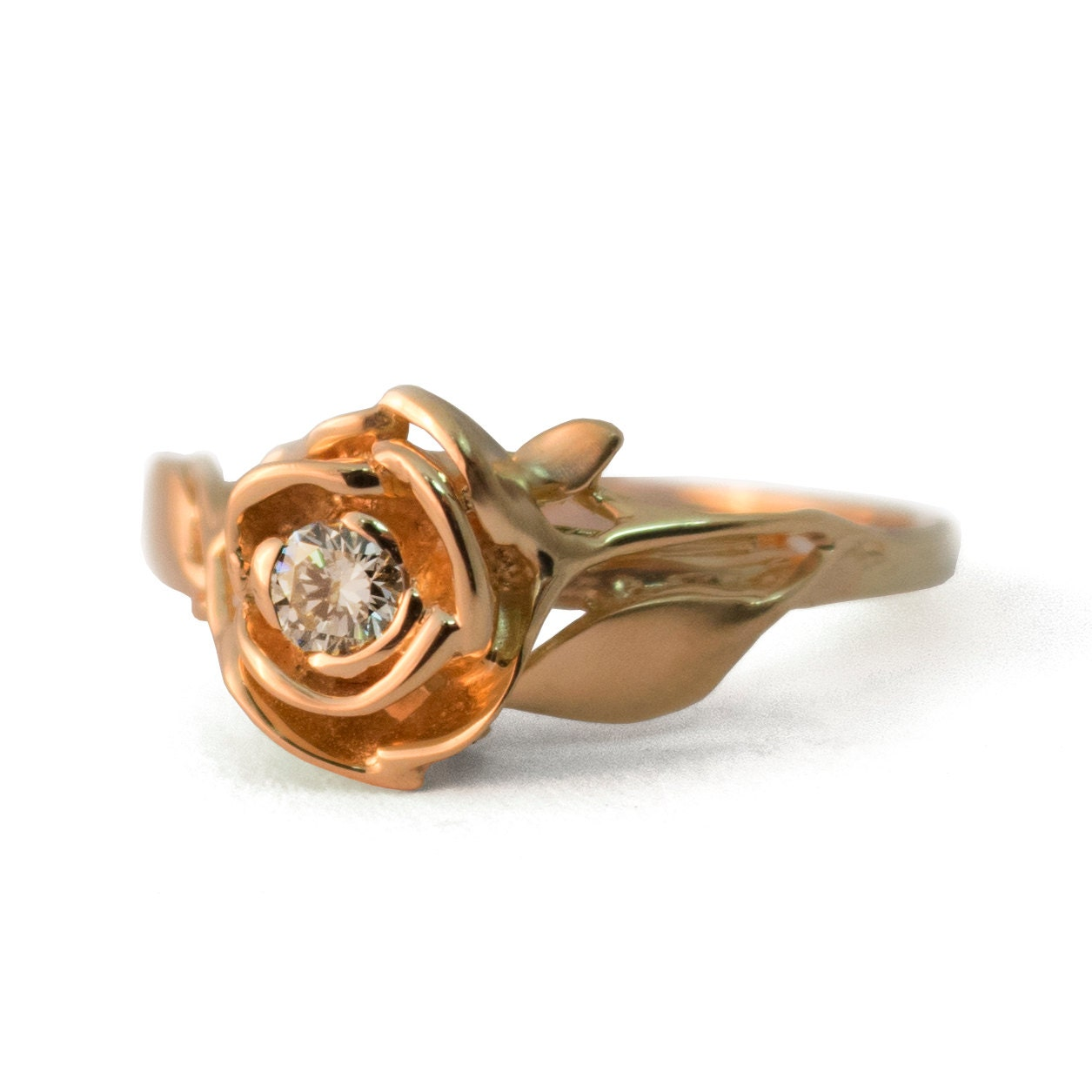 Silver Engagement Rings No Diamond