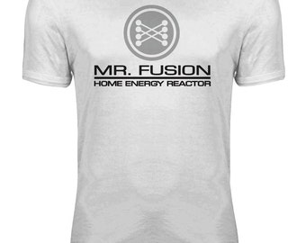 Back to the Future - Delorean Mr Fusion Movie Womens T-shirt