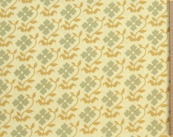 Joel Dewberry fabric Chestnut Hill Buttercup JD13 Forest 100% Cotton Free Spirit Sewing quilting Fabric by the yard