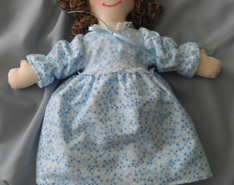 15 inch cloth doll from the Ann Marie Collection