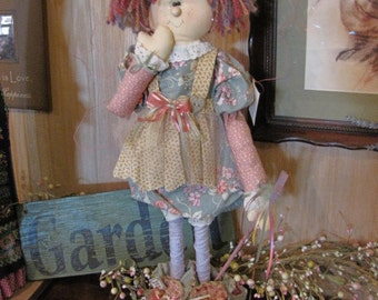 "Pattern: Katie - 22"" Fairy"
