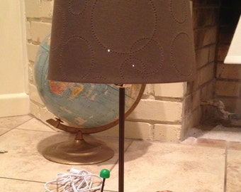 Antique Fisher Price Dog Lamp