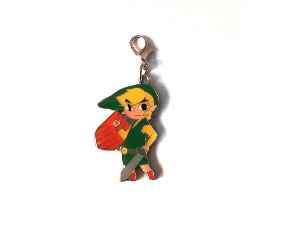 link the legend of minish cap charm by charmingsushi