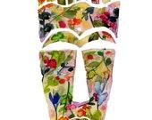 Mohala Tiki - Giclee, art...