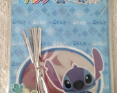 15 pcs Disney Stitch party wrapping bag cute decoration wrapping gift cookie packing