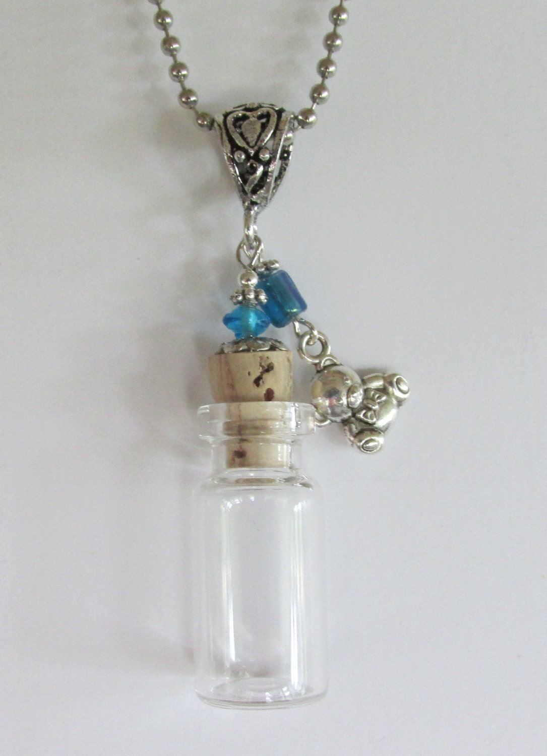 Baby 39 s first haircut necklace baby boy keepsake lock of for Baby jewelry near me