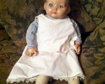 Effanbee doll with sleep eyes-- 1940's?