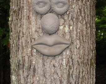 Maryn Zanella Tree Face