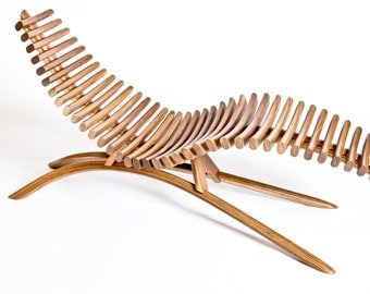Skeletal Chaise #2