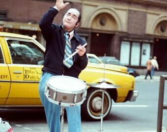 Manhattan Street Musician