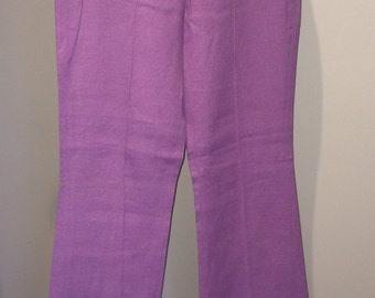 Vintage Ladies H Bar C Western Pants