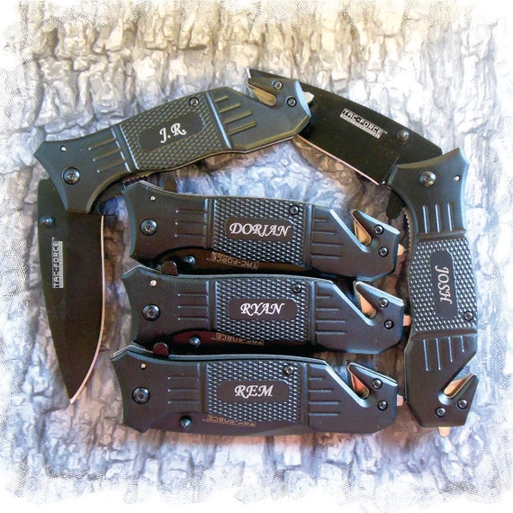 Wedding Gift Pocket Knives : ... Gift ,Tactical Knife - Personalized Knife, Hunting Knives - Wedding