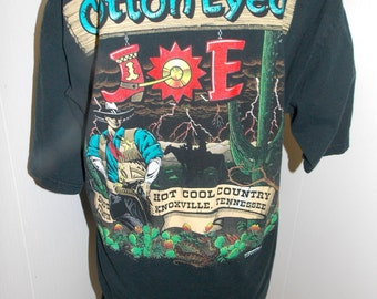 vintage cotton eyed joe knoxville tn boot stompin hot cool ForJoe Shirt Knoxville Tn