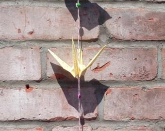 Birds origami string