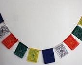 Tibetan Prayer flags, Lungta flag, Wind horse (SMALL)