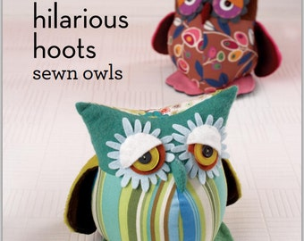Hilarious Hoots Sewing Pattern Download (803016)