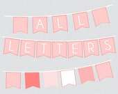 Printable Banner with ALL...