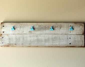 White Pallet Display Board - Great for Instagram photos!