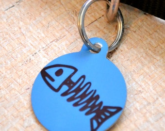 Big Brother Pet ID Tag Dog Tag Key Chain Pet by TagShack on Etsy