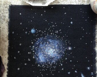 Messier 13 (Great Hercules Cluster) Black Muslin Patch