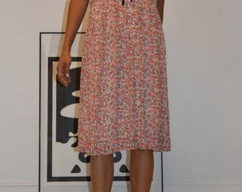 Robe fleurie vintage 90s Taille 38-40