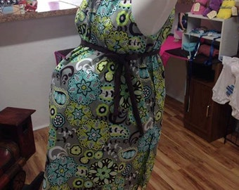 CUSTOM Maternity Hospital Gown