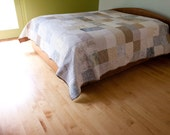 Desert Bone Quilt made in your size - Queen, King, Double, Twin, and Throw sizes - made to order
