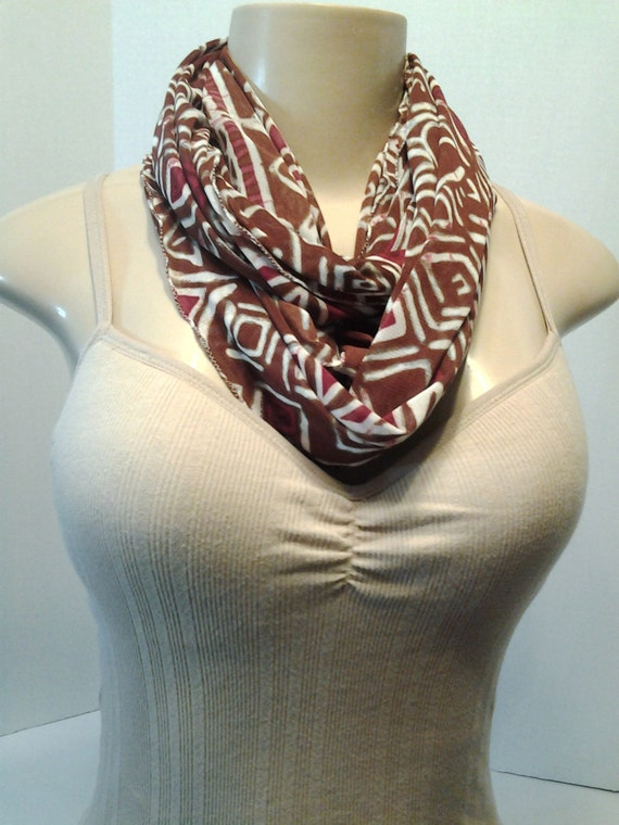 Beautiful Womens Multiple Colors Sheer Cowl Scarf, Womens Scarf, Scarf, Ladies Scarf
